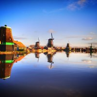Reflected mills